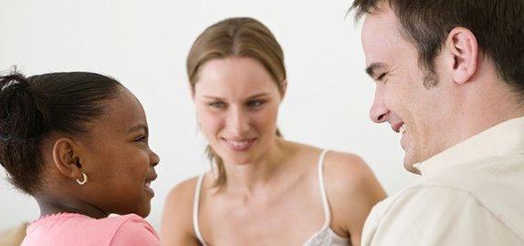 niños desechables en readopción