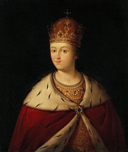 Sofía Alekséievna Románova.