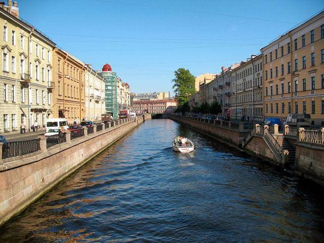 Canal Griboyedova