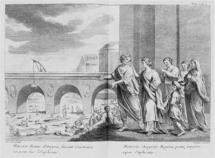 Ilustración de Nitocris