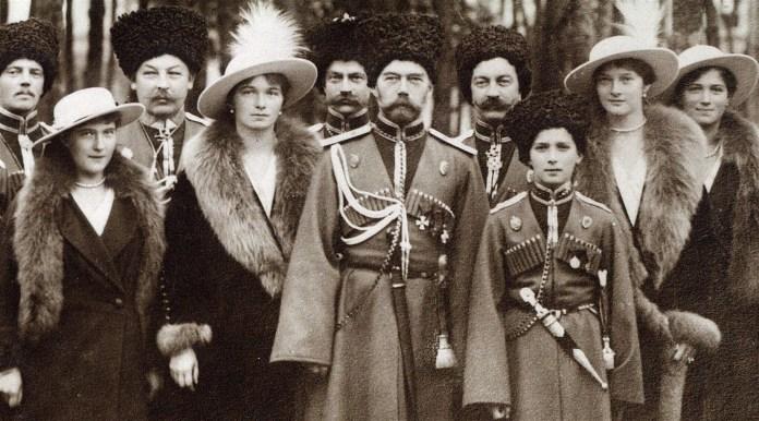 final dinastía Rusa