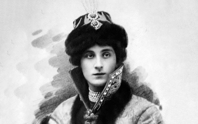 Félix Yusúpov en su juventud