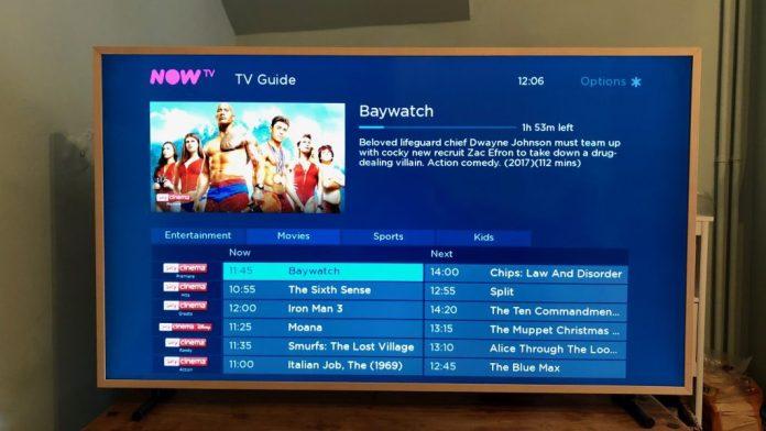 now tv en español