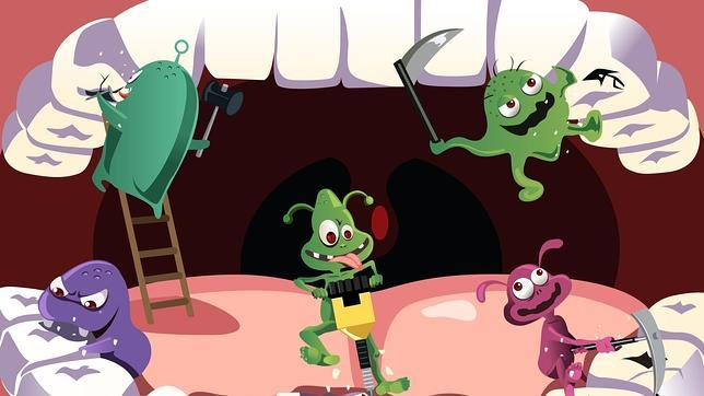 bacterias boca
