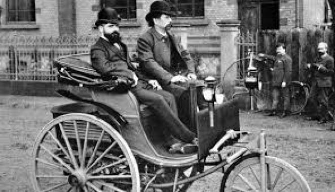 primer auto gasolina
