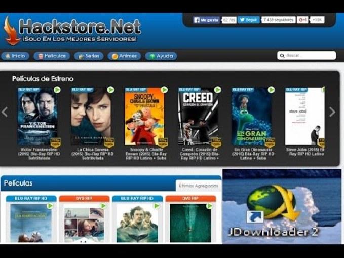 Hackstore descargar películas gratis