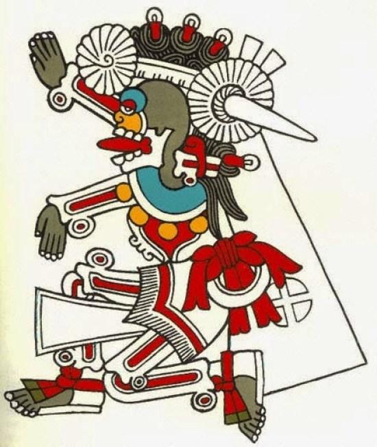 Mictlantecuhtli dios de los muertos