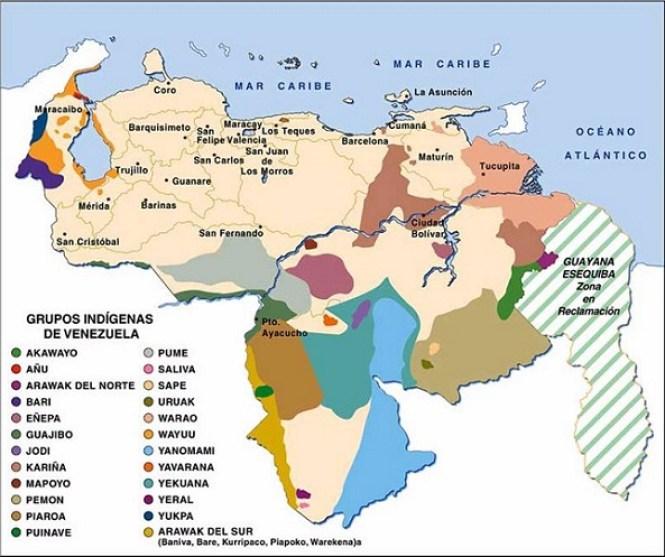 venezuena indígenas