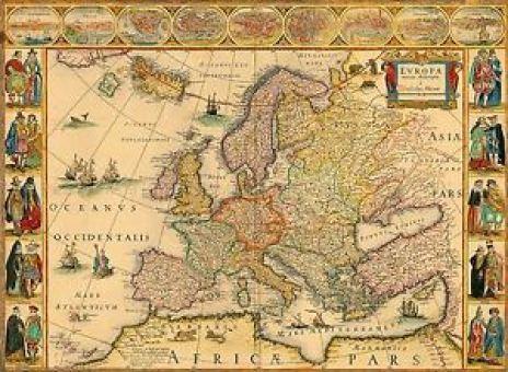 el pincho en Europa