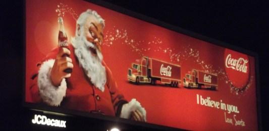 Coca-Cola y la navidad