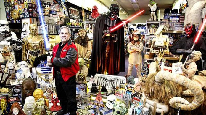 coleccion de star wars