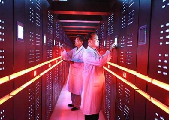 china potencia en supercomputadoras