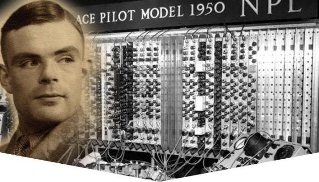 código enigma descrito por Alan Turing