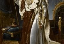 Napoleón I de Gerard