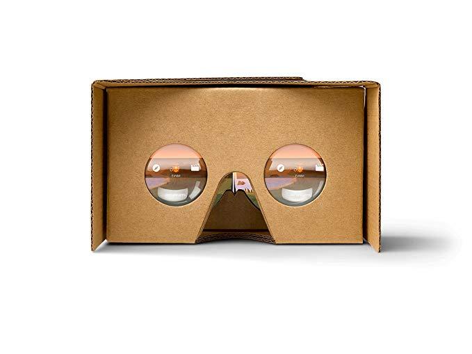 lentes de realidad virtual económicos