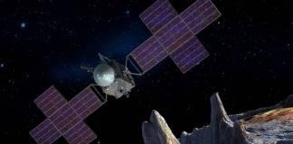 NASA misión en Psycho