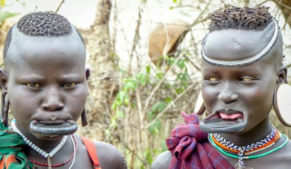 Nativos de África