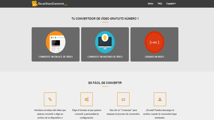 Online video Converter alternativa para convertir videos en mp3