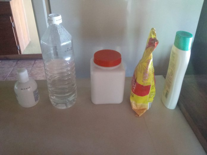 materiales para porcelana