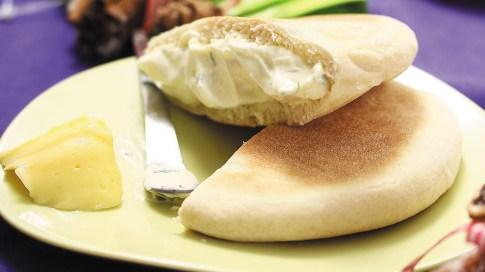 arepa de trigo andina