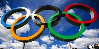 juegos olímpicos, símbolo