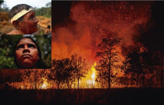 el amazonas y sus indígenas