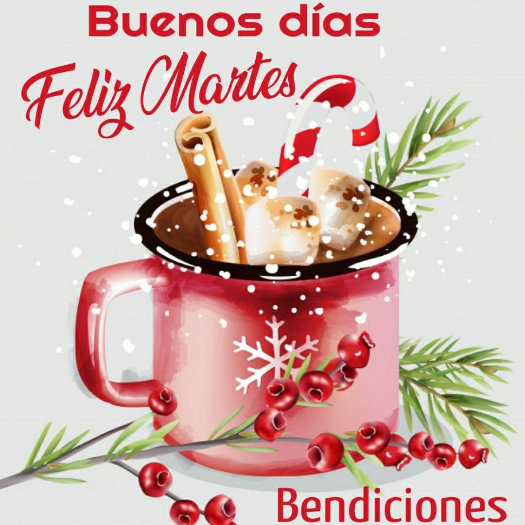 Feliz Martes 35