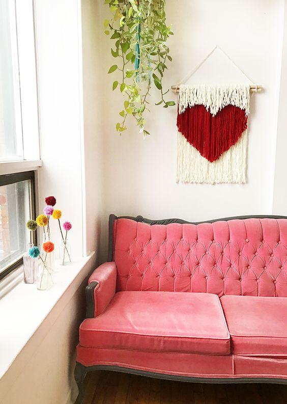 pared de corazones 64