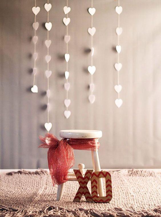pared de corazones 65