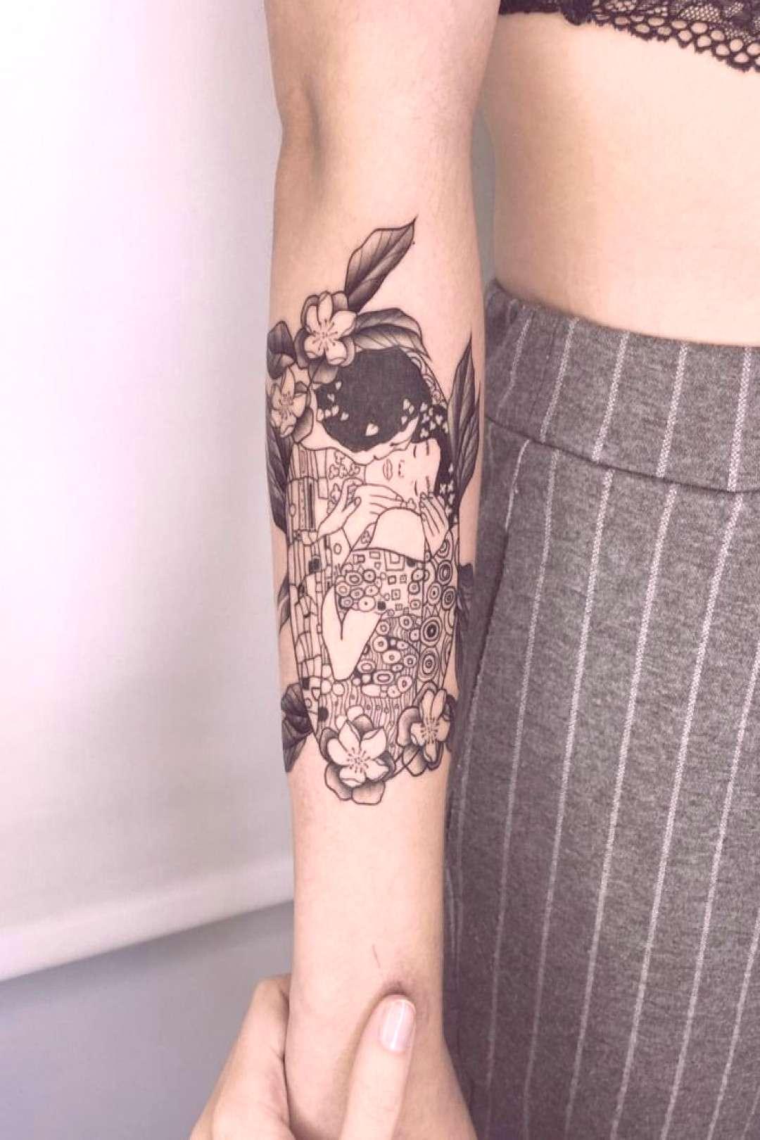 Tatuajes en blanco y negro
