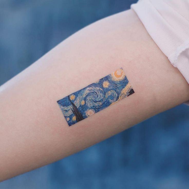 Tatuajes artisticos 3