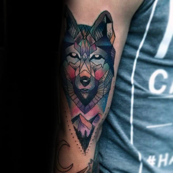 Tatuajes coloridos 18