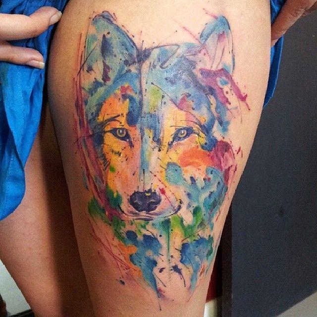 Tatuajes coloridos 21