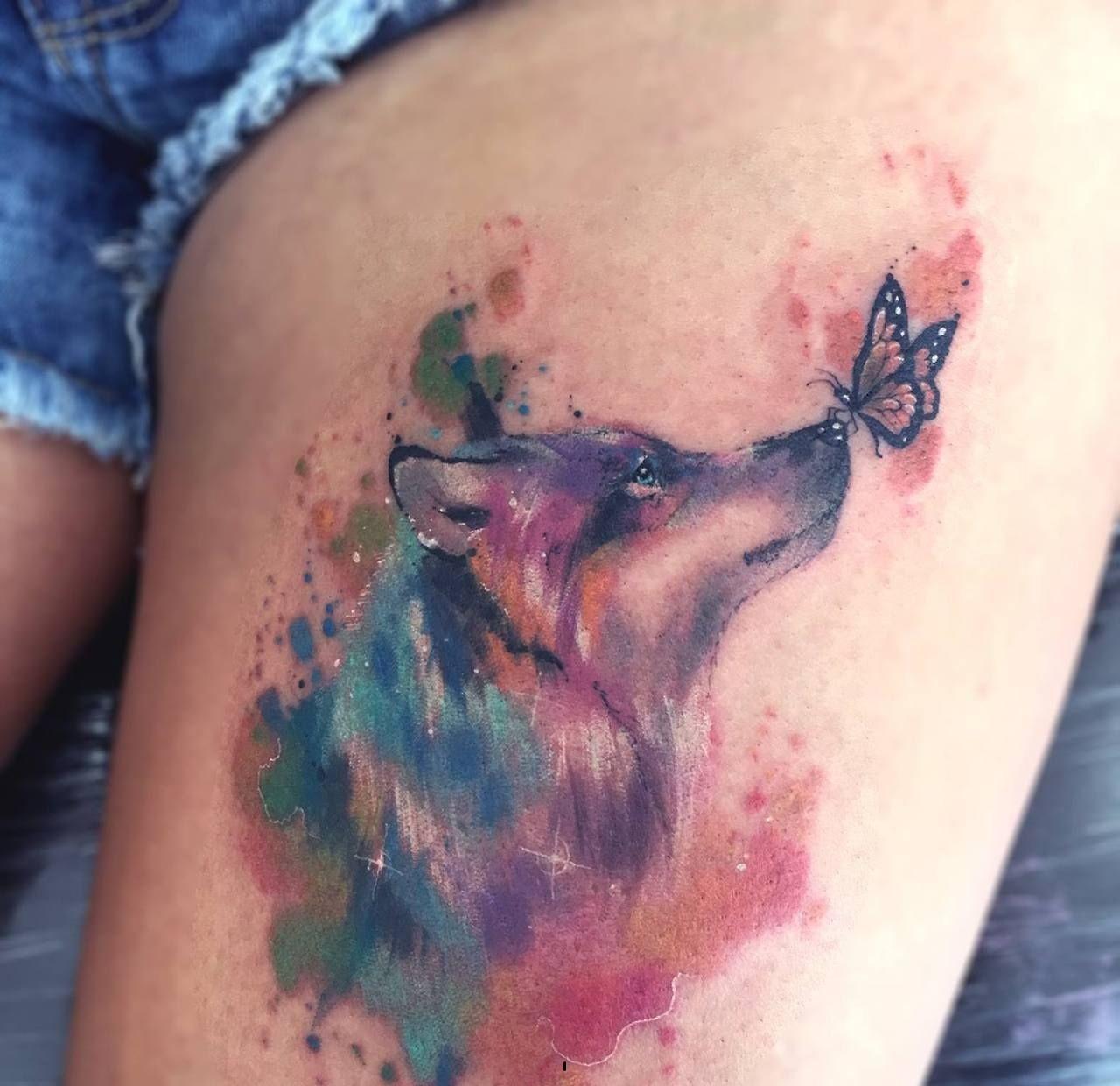 Tatuajes coloridos 22