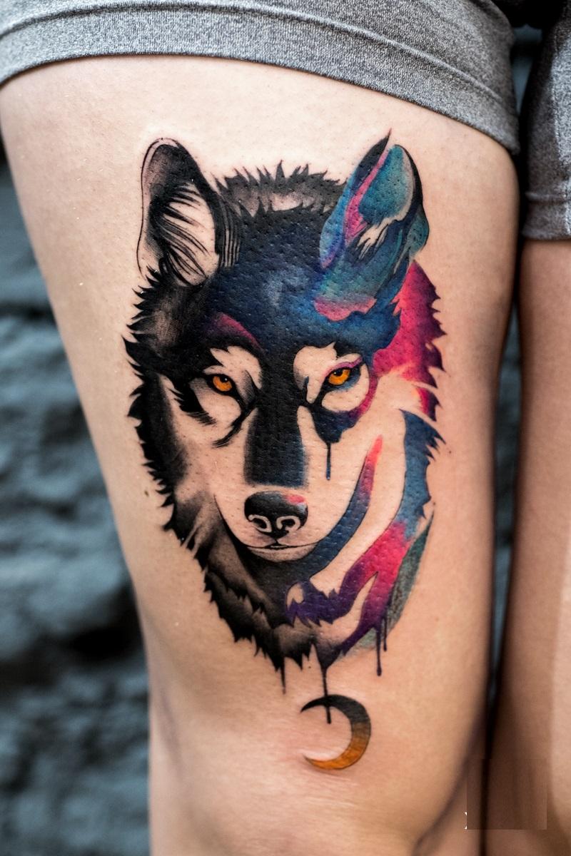 Tatuajes coloridos 24