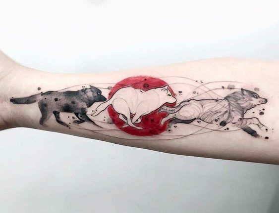 Tatuajes coloridos 30