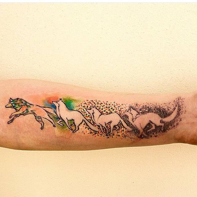 Tatuajes coloridos 31