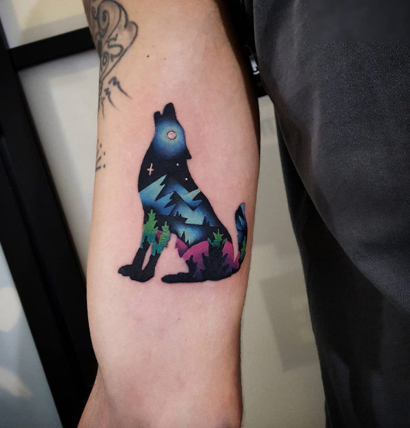 Tatuajes coloridos 32