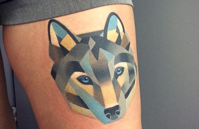 Tatuajes coloridos 36