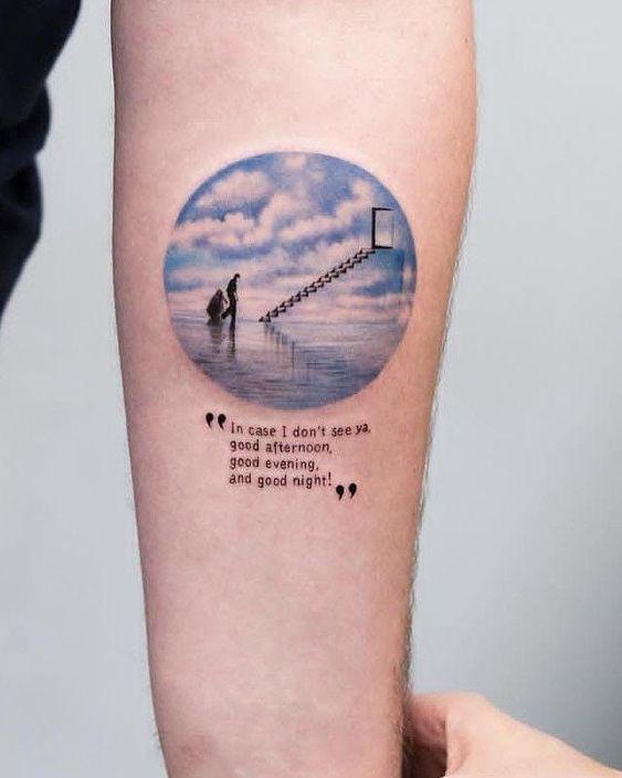 Tatuajes de colores 3