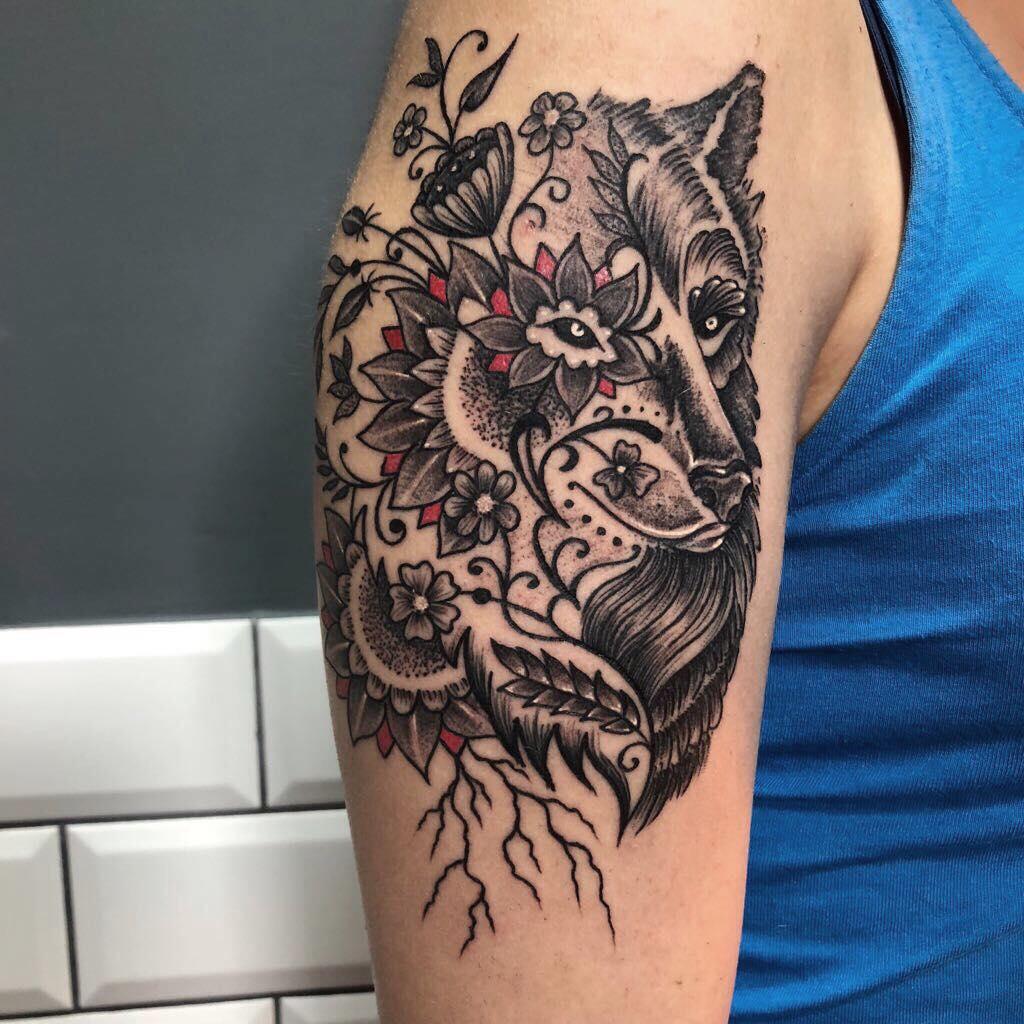 Tatuajes mixtos 4