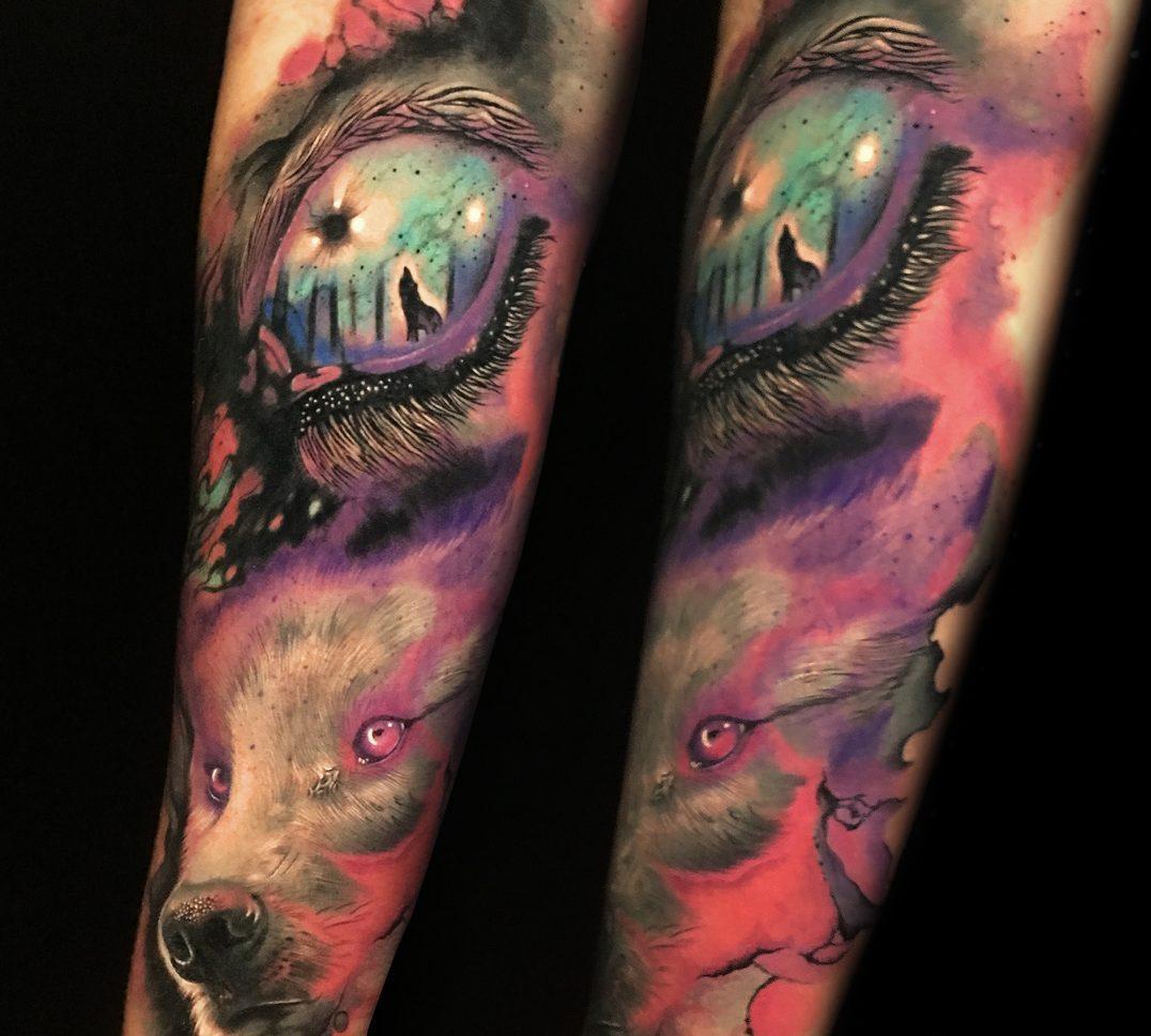 Tatuajes mixtos 7
