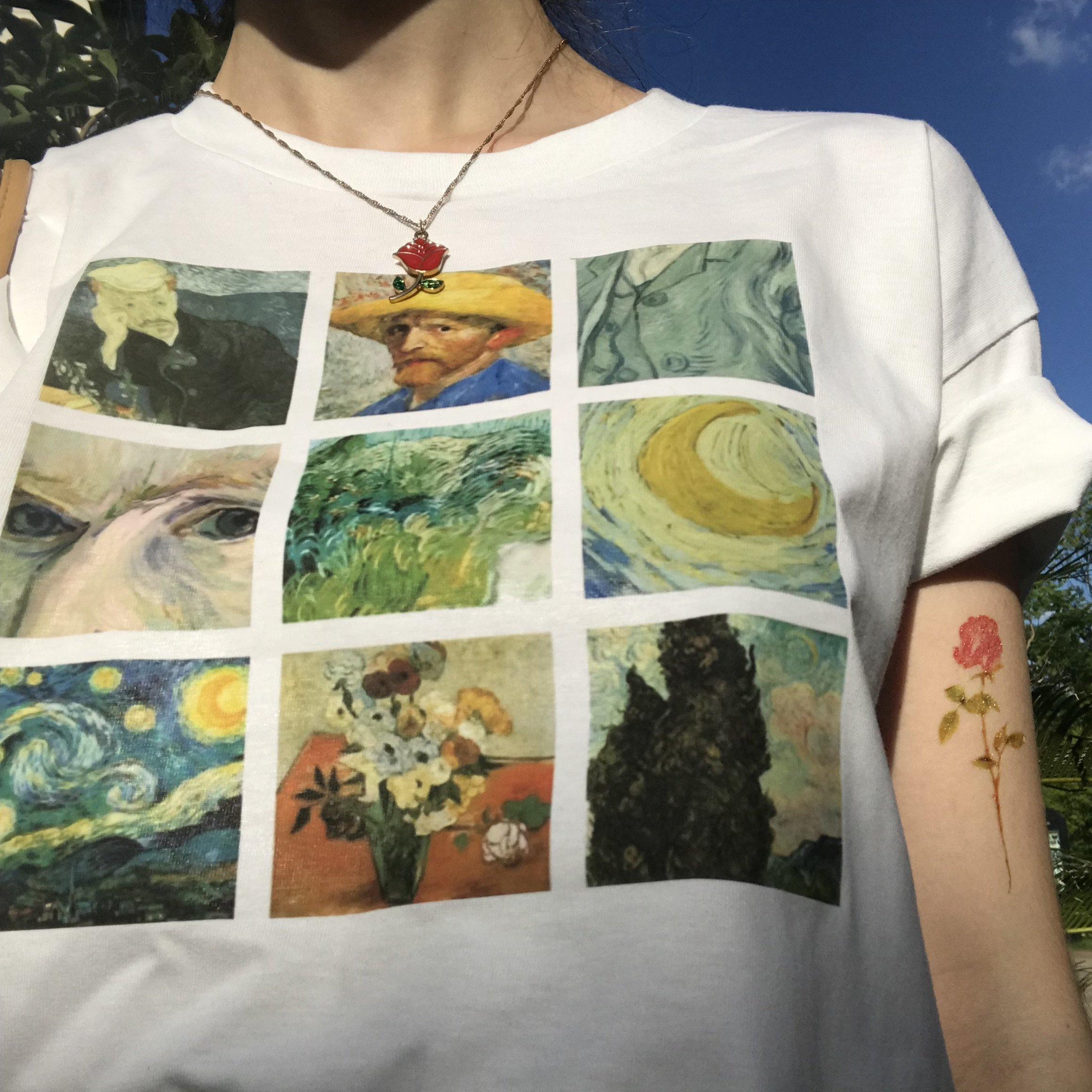 Arte y Van Gogh 1