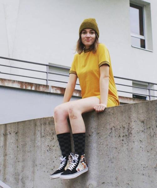 Estilo VSCO Girl