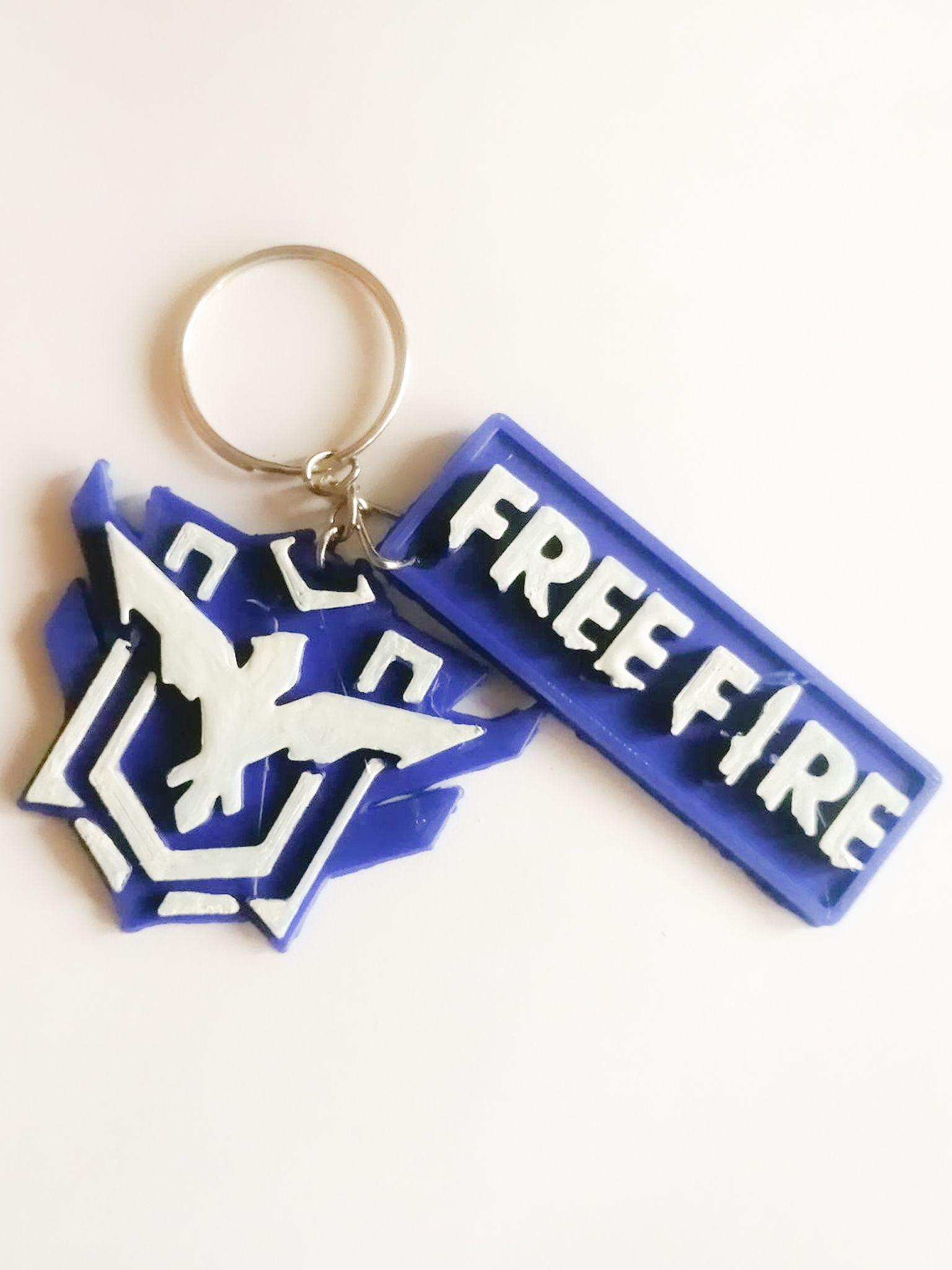 free fire llaveros