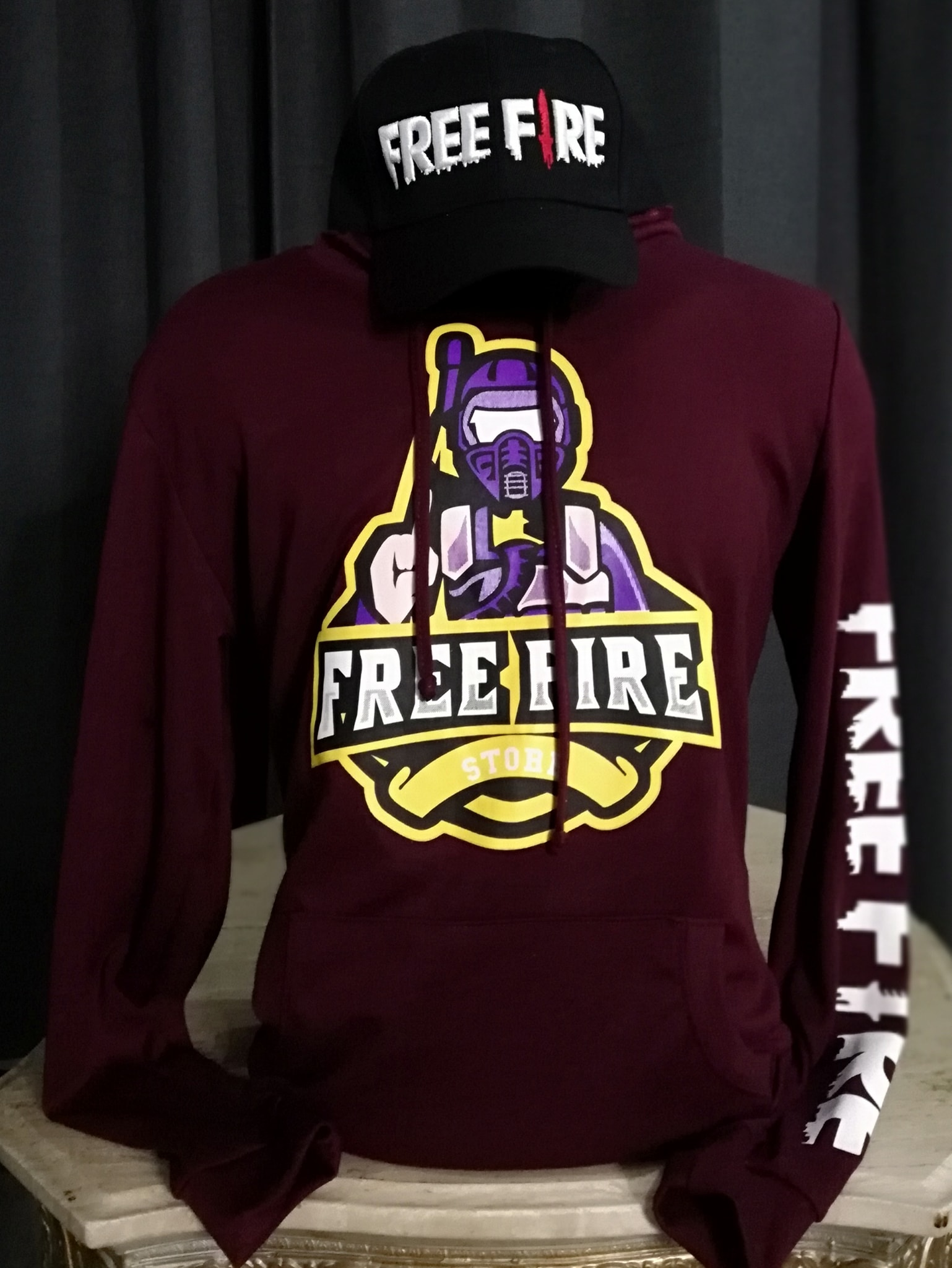free fire ropa 15