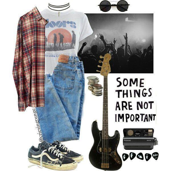 ropa indie grunge 6