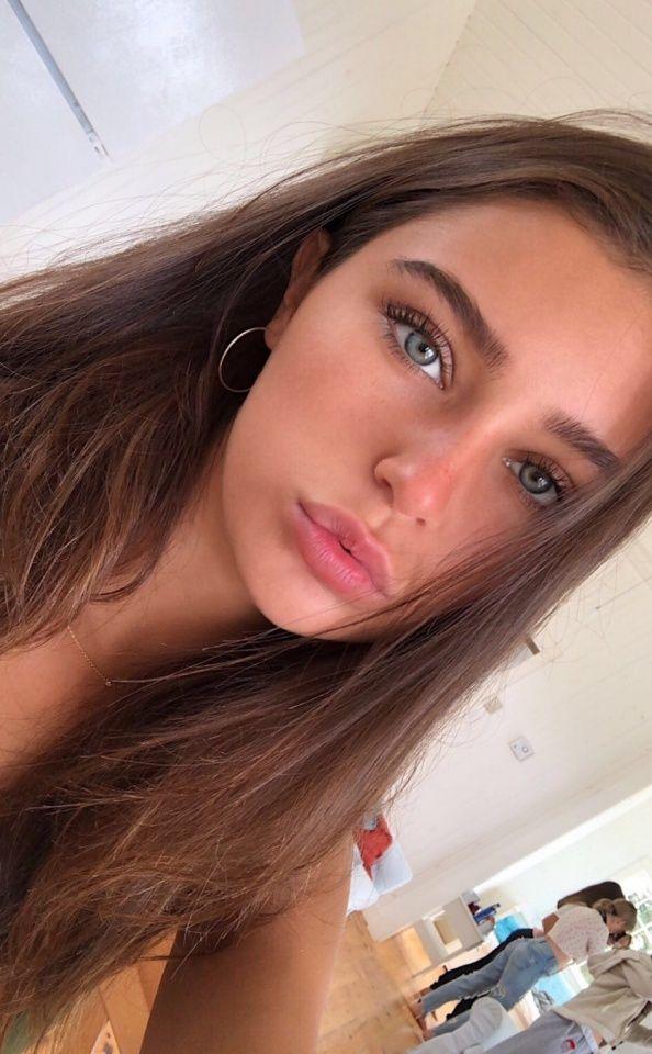 vsco girl maquillaje 2