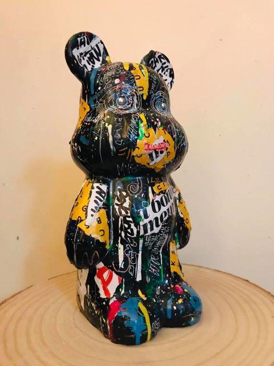 esculturas pop art
