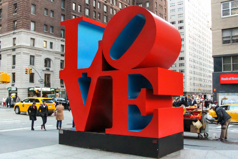 pop art 17 escultura